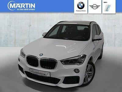gebraucht BMW X1 xDrive18d M Sportpaket LED Navi Komfortzg.