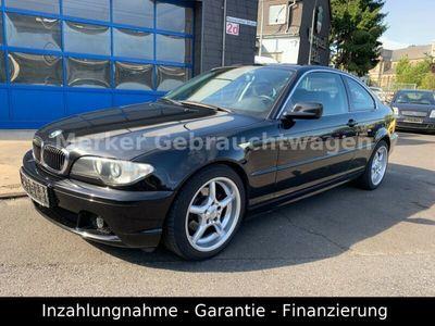 gebraucht BMW 320 Baureihe 3 Coupe Ci
