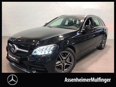 gebraucht Mercedes C200 4matic T AMG **Facelift/Navi/Kamera