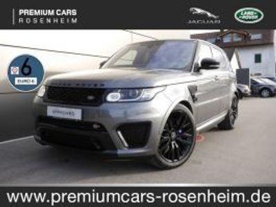 gebraucht Land Rover Range Rover Sport 5.0 SVR Schiebed./Head-up/Standh