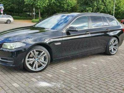 gebraucht BMW 535 i Xdrive Luxury line Panorama