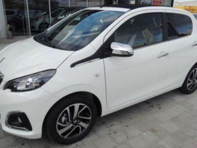 gebraucht Peugeot 108 PureTech 82 Top! Allure SHZ Klima uvm.