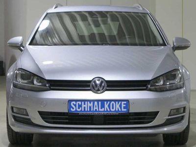 gebraucht VW Golf VII Golf VariantVariant TDI2.0 BMT DSG COMFORTL Navi eSAD