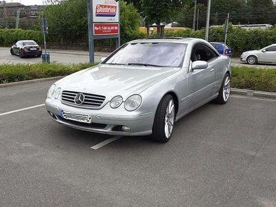 gebraucht Mercedes CL500 Grundausstattung