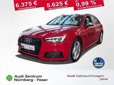 second-hand Audi S4 Avant 3.0 TFSI quattro tipronic AHK/LED/Navi/
