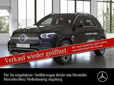 gebraucht Mercedes GLE450 AMG 4M AMG WideScreen Pano Multibeam Distr. 9G