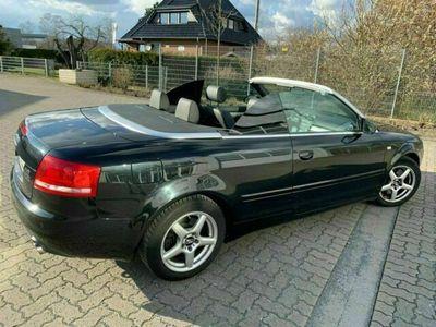 gebraucht Audi A4 Cabriolet 2.0 TFSI