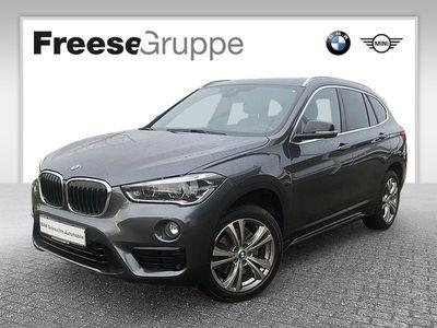 gebraucht BMW X1 xDrive20d Sport Line HiFi LED Pano.Dach Navi