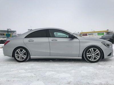 "gebraucht Mercedes CLA220 CLA-KlasseCDI / d ""VOLL"""