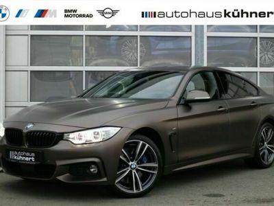 gebraucht BMW 435 Gran Coupé i xDrive ///M Sport/Individual/ACC als Sportwagen/Coupé in Schneeberg
