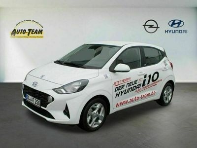 gebraucht Hyundai i10 1.2 Trend