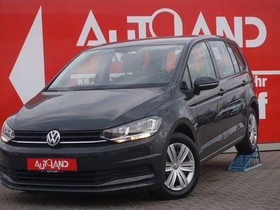 gebraucht VW Touran Touran 1.4 TSI AAC 7-Sitzer el.FH...1.4 TSI AAC 7-Sitzer el.FH Radio CD SD
