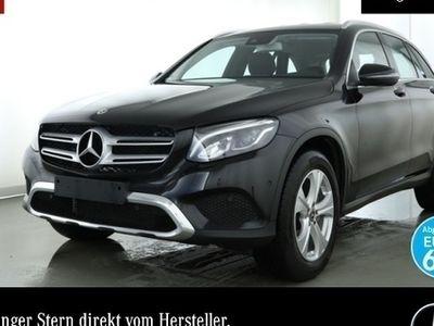 gebraucht Mercedes GLC250 4M Exclusive LED Navi Easy-Pack Sitzh Temp