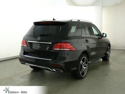 gebraucht Mercedes GLE250 d 4M AMG Sportpaket Exterieur/Comand