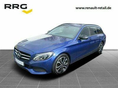 gebraucht Mercedes C250 C -Klasse T-Modell BlueTEC Automatik 0,99%