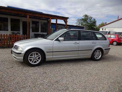gebraucht BMW 318 i touring (E46)