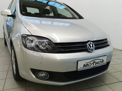 gebraucht VW Golf Plus 1.4 TSI Comfortline Navi Sitzh.