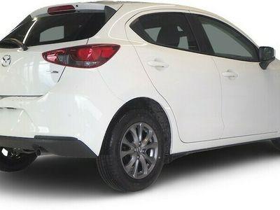 gebraucht Mazda 2 75 M-Hybrid EXCLUSIVE-LINE TOU-P1 NAVI SHZ PDC