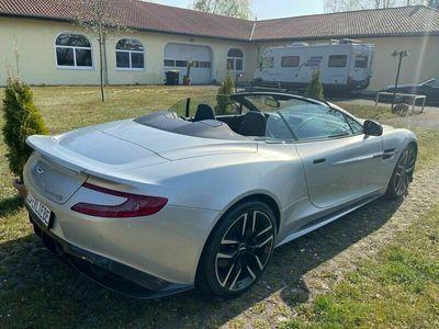 gebraucht Aston Martin Vanquish S Volante 6,0 V12 5tkm