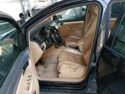 gebraucht VW Touran VW2.0 tdi 6 Gang 7 Sitzer Standhei...