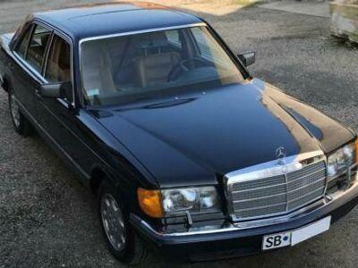 używany Mercedes 420 - SAMMLERFAHRZEUG - US IMPORT AUS CA