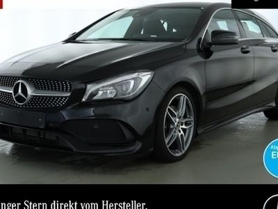 gebraucht Mercedes CLA200 Shooting Brake AMG Line Exkl-Paket LED Navi Laderaump