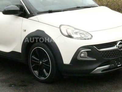 gebraucht Opel Adam Rocks ecoFlex / FALTDACH