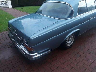 gebraucht Mercedes W111 280 3,5 Coupe