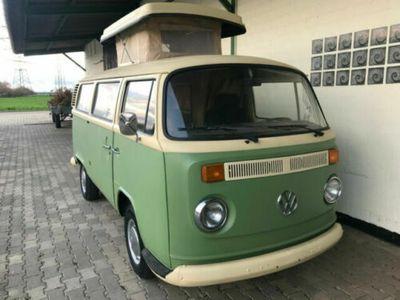 """gebraucht VW T2 a/b """"Zwitter"""" Westfalia Camper MatchingNumber"""