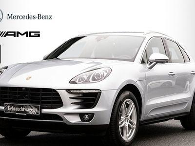 """käytetty Porsche Macan S 3.0 Xenon PCM Luftfederung LM 19""""Zoll"""