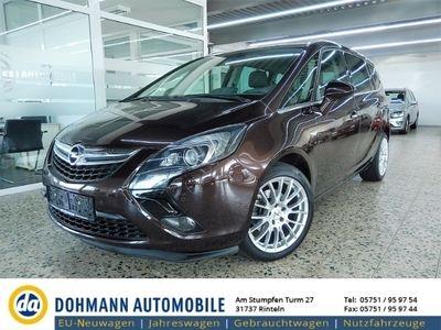gebraucht Opel Zafira Tourer Innovation 1.4 Turbo 7-Sitz/Navi/Xenon