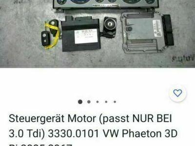 gebraucht VW Phaeton 3.0 V6 TDI DPF 4MOTION langer Radsta...