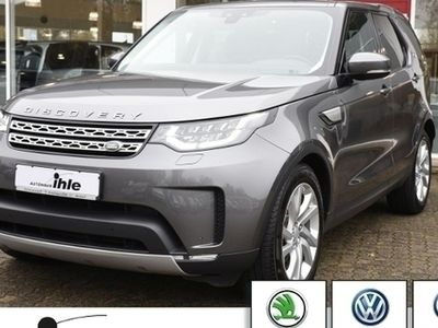 gebraucht Land Rover Discovery 5 3.0 TD6 HSE Navi AHK LED 7sitzer 20'LM
