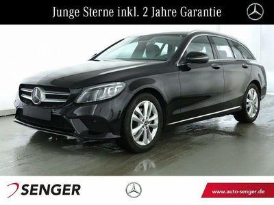 gebraucht Mercedes C220 T d+AVANTGARDE+Navi+Assistenz-P.+Multibeam