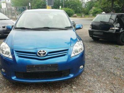 käytetty Toyota Auris Edition