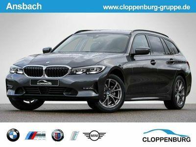 gebraucht BMW 318 d Touring Sport LED NAVI TEMPOMAT PDC BT -