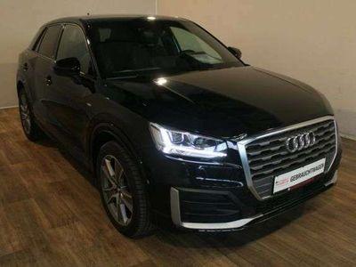 "gebraucht Audi Q2 35TDI S tron. S line+ LED-KAM-18""-KeyGO-AMBI"