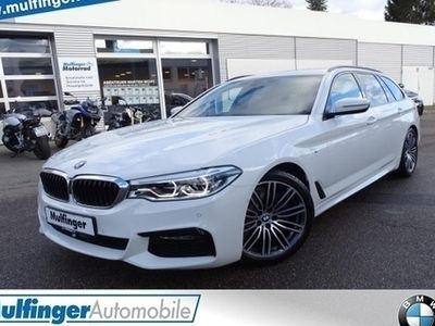 gebraucht BMW 530 d Touring M-Sportpaket HUD Pano Leder DrivingAs