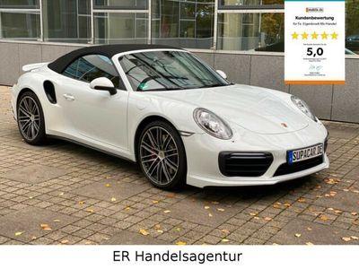 gebraucht Porsche 911 Turbo Cabriolet Lift, Bose, LED, PDLS, TOP!