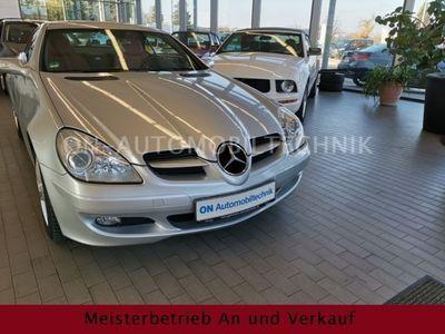 używany Mercedes SLK200 RoadsterKompressor