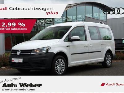 gebraucht VW Caddy Maxi Trendline 1.4TSI BMT DSG