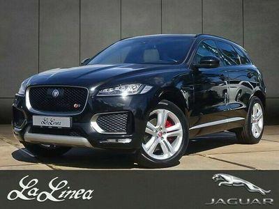 gebraucht Jaguar F-Pace 30d AWD First Edition AHK HeadUp Standhei