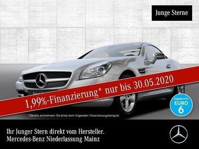 gebraucht Mercedes SLK200 Pano Airscarf Navi PTS Sitzh Temp