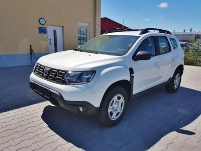 gebraucht Dacia Duster Essential Klima Radio Bluetooth Blue dCi 115 4 WD