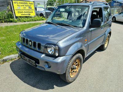 gebraucht Suzuki Jimny 1.3 4WD +EURO4 +KLIMA