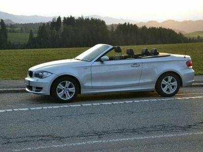 gebraucht BMW 120 Cabriolet i Aut.
