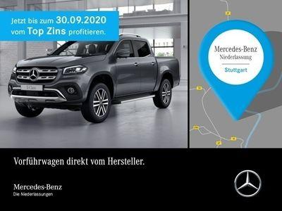 gebraucht Mercedes X250 d 4M Power Edition 360° COMAND LED Kamera
