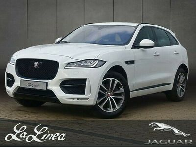 gebraucht Jaguar F-Pace 30d R-Sport AWD AHK*LED*HeadUp*STHZ