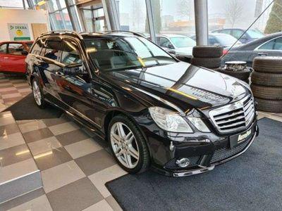 gebraucht Mercedes E500 -T*AMG*Avantgarde*Kamera*SHZ*LOGIC