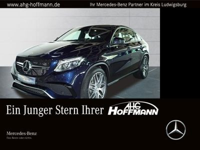 gebraucht Mercedes GLE63 AMG AMG 4M Coupé AMG+Perf.Abgasa.+Comand+Pano